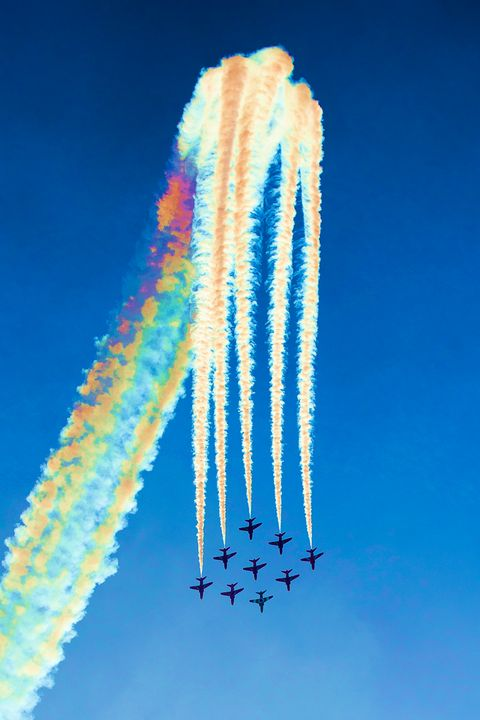 """The Red Arrows """"in the Loop"""" - MILITARY PHOTO PRINTS  UK"""