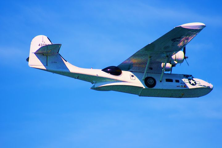 PBY Catalina - MILITARY PHOTO PRINTS  UK