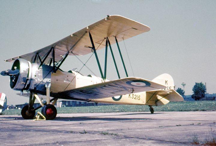 Avro 621 Tutor - MILITARY PHOTO PRINTS  UK
