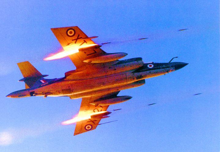 RAF BUCCANEER - MILITARY PHOTO PRINTS  UK