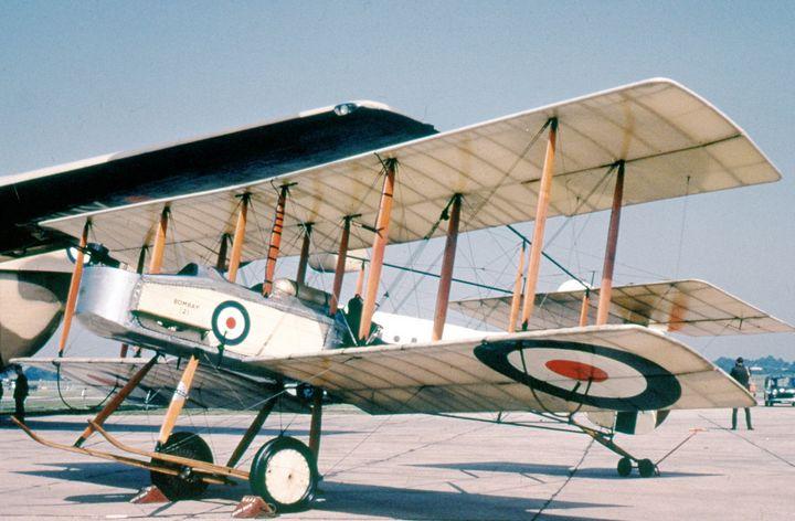 Vickers F.B.5a 'Gunbus' - MILITARY PHOTO PRINTS  UK