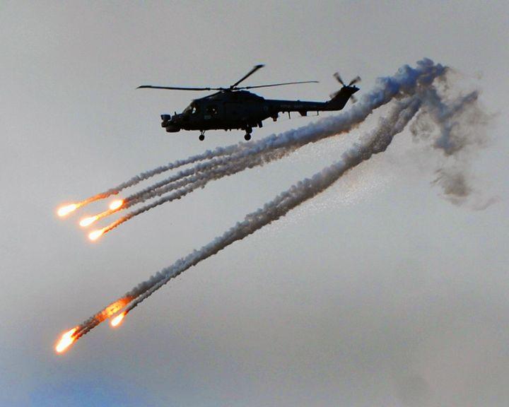 Mk8 Lynx,Helicopter - MILITARY PHOTO PRINTS  UK