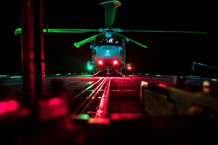 HMS St Albans Lynx - MILITARY PHOTO PRINTS  UK