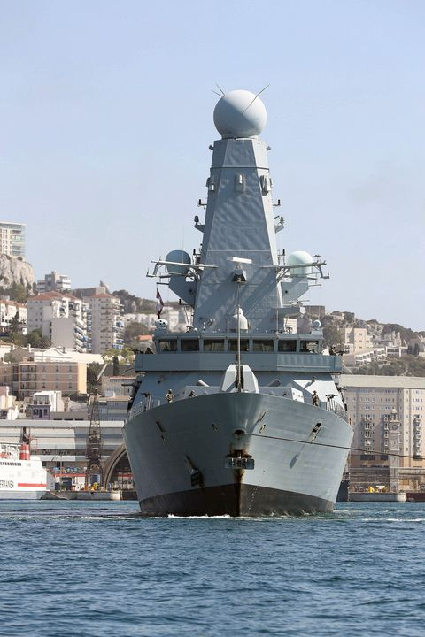 HMS Daring - MILITARY PHOTO PRINTS  UK