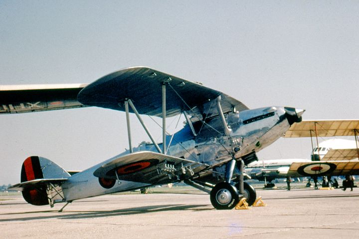 Hawker Hind - MILITARY PHOTO PRINTS  UK