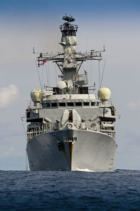 ,HMS Lancaster - MILITARY PHOTO PRINTS  UK