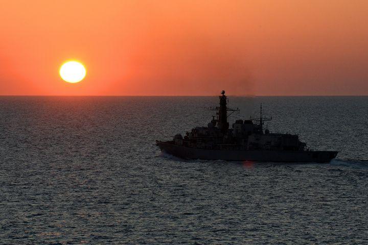 HMS Iron Duke - MILITARY PHOTO PRINTS  UK