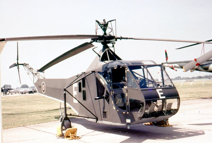Vought-Sikorsky Hoverfly I - MILITARY PHOTO PRINTS  UK