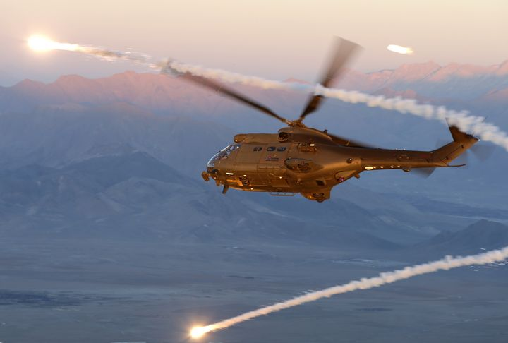 RAF ,Puma,HC2 - MILITARY PHOTO PRINTS  UK