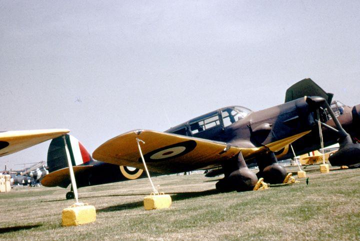Percival P.34 Proctor III - MILITARY PHOTO PRINTS  UK
