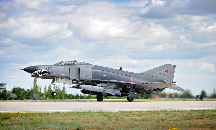 Turkish,Air Force Phantom - MILITARY PHOTO PRINTS  UK