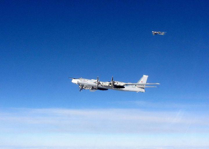 Russian,Bear,Aircraft, - MILITARY PHOTO PRINTS  UK