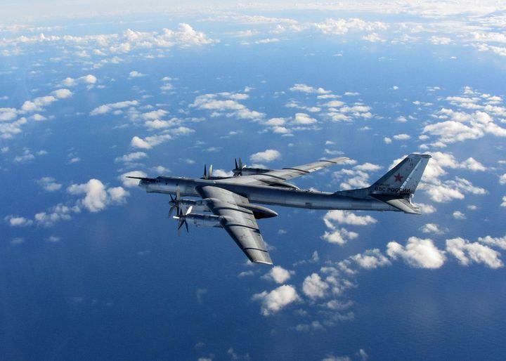 Bear,Russian Aircraft - MILITARY PHOTO PRINTS  UK