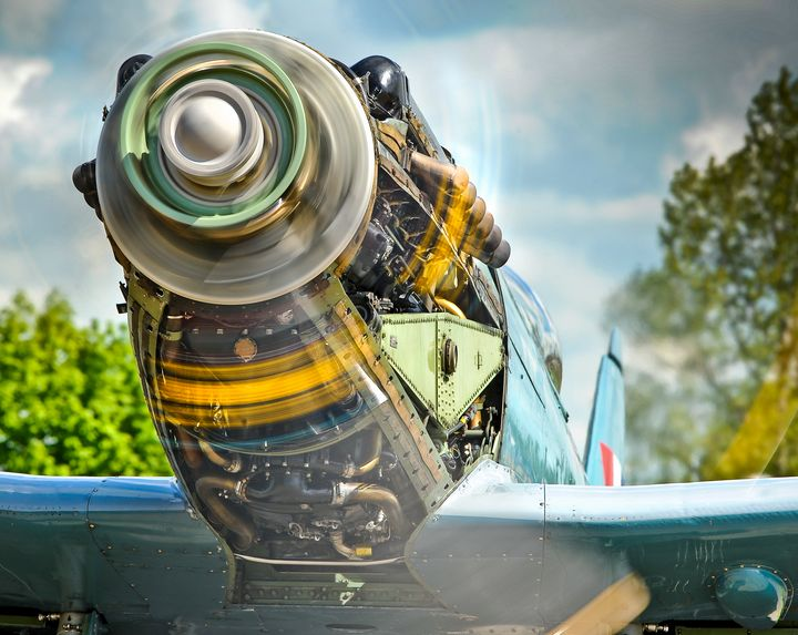 Spitfire - MILITARY PHOTO PRINTS  UK