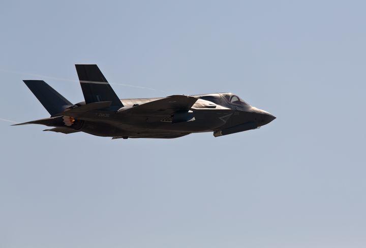 RAF Lockheed Martin,F35,Lightning - MILITARY PHOTO PRINTS  UK