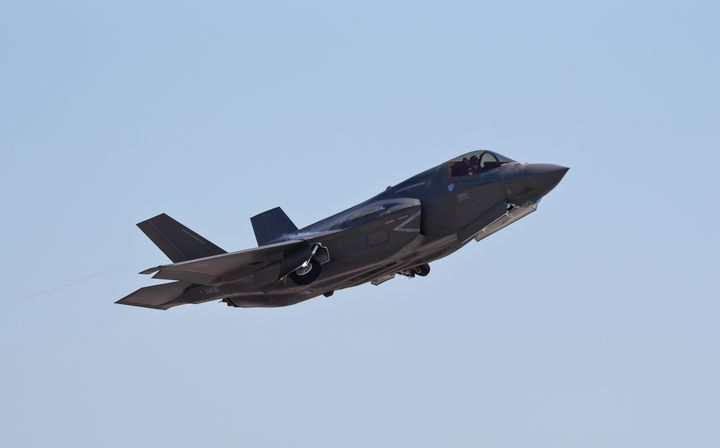 RAF Lockheed Martin,F35,Lightning - MILITARY PHOTO PRINTS  UK