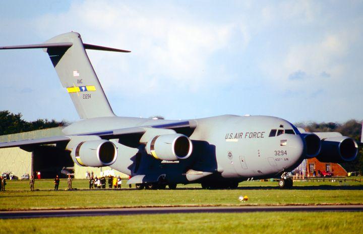 92-3294  McDonnell Douglas C-17A Gl - MILITARY PHOTO PRINTS  UK