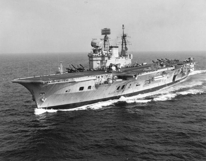 HMS EAGLE 1968 - MILITARY PHOTO PRINTS  UK