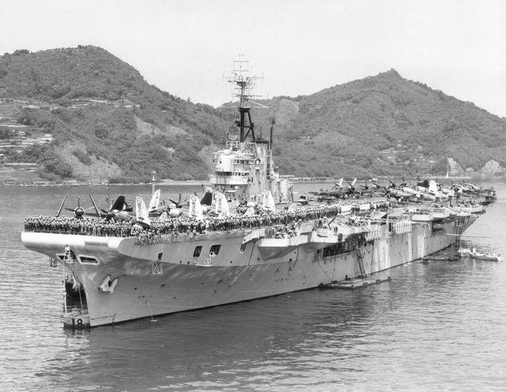 HMS OCEAN - MILITARY PHOTO PRINTS  UK