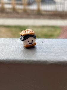 Clay Smore Miniature - Happy Fairy Art Corner