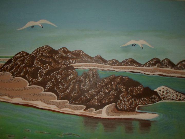 Crete Island - Gluka-Art