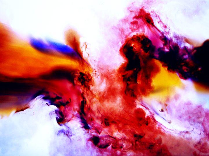 flow effusum - unknownApe