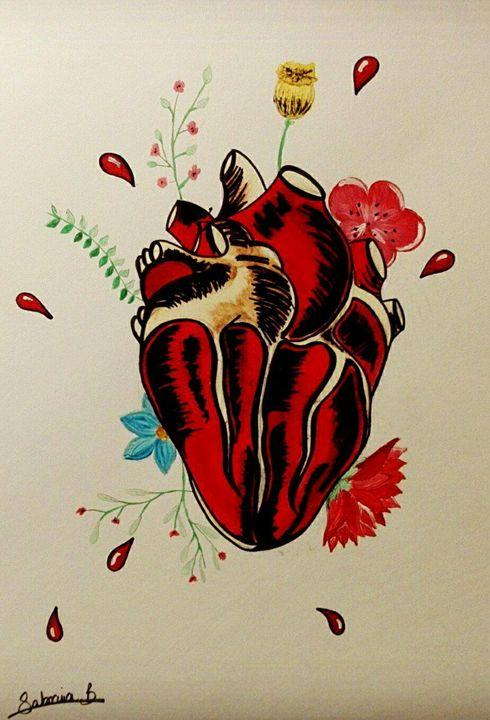 Quand mon coeur balance - Sabrina B.