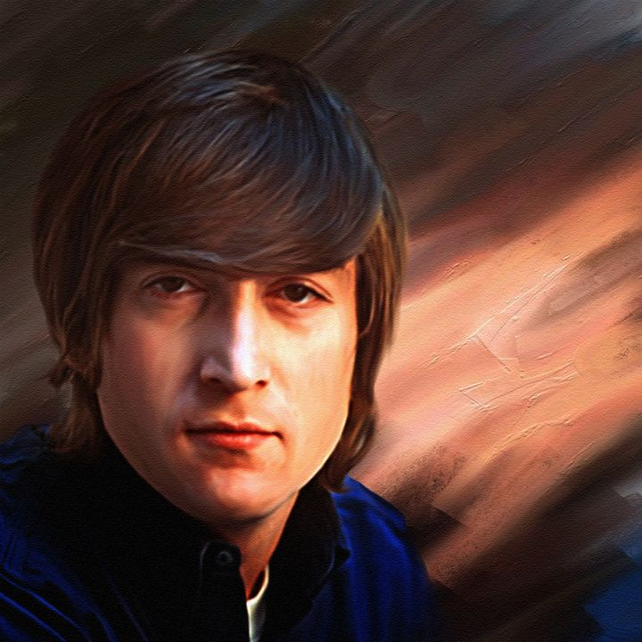 John Lennon - madebyrivansyam
