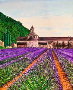 French Monastary