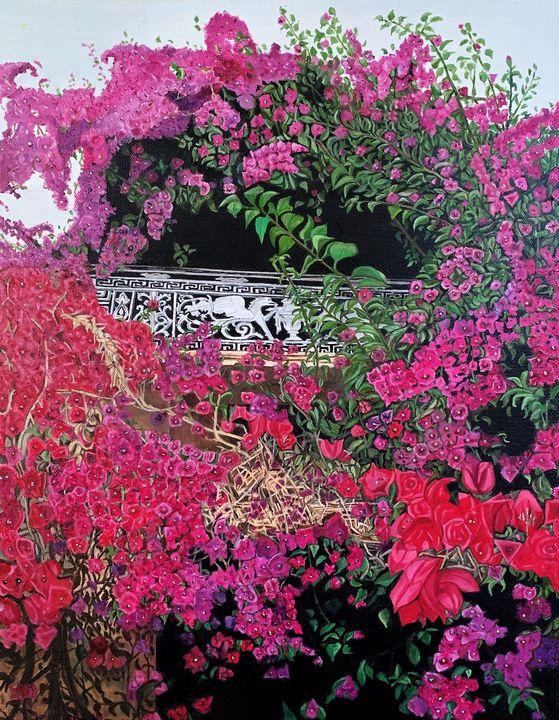 ANACAPRI Bougainvillea - My JP Art