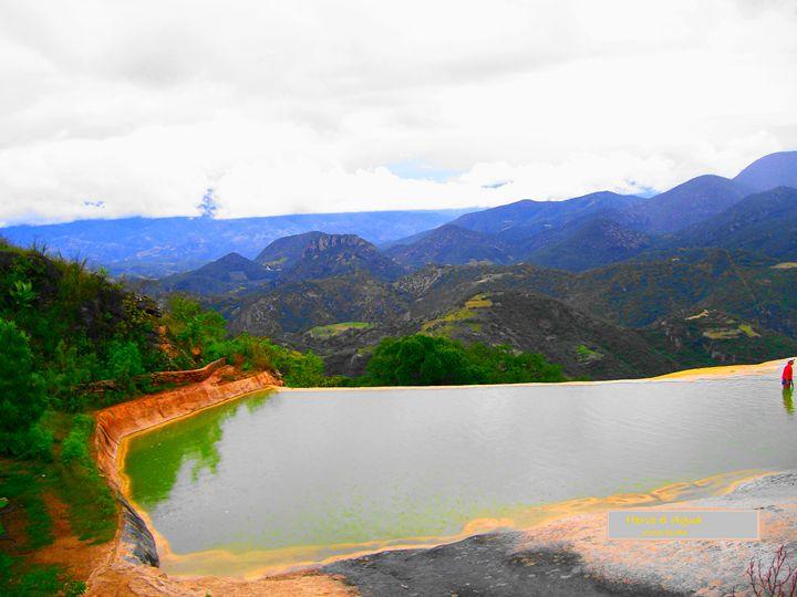Herve el Agua - Magical Realism