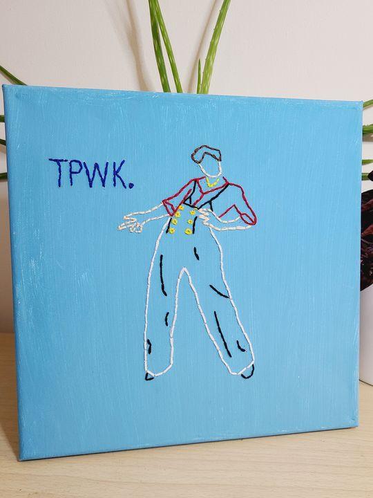 harry styles  TPWK - Maya's Art