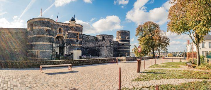 Le Château d'Angers - Baptiste Natanelic Photographie