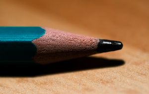 Crayon de bois