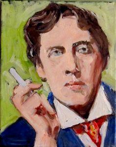 Mr. Wilde and his Constant Companion