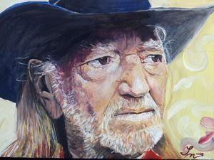 Pensive Willie