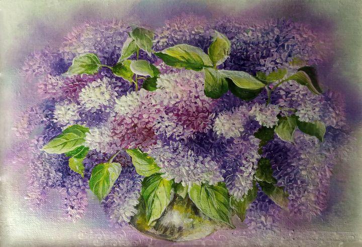 Lilac - Nature Art