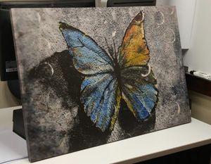 The modern butterfly
