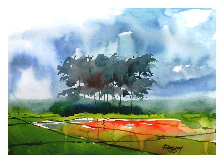 field - Razaq Kuruva