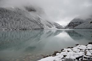 Snowy Lake Louise III