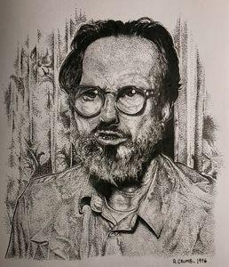 Robert Crumb Portrait