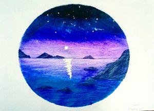 Violet Moonlight