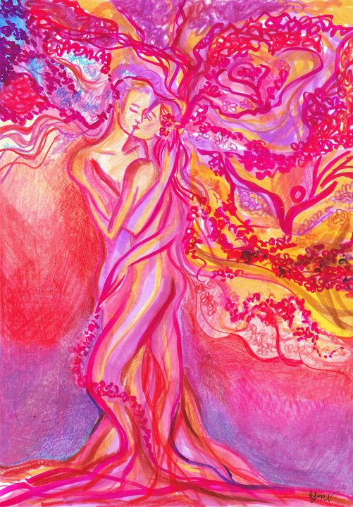 The Tree of Knowledge: LOVE - Francesca Volchitza Martha