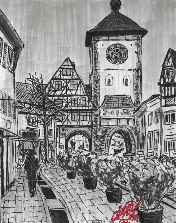 Freiburg - Jonathan