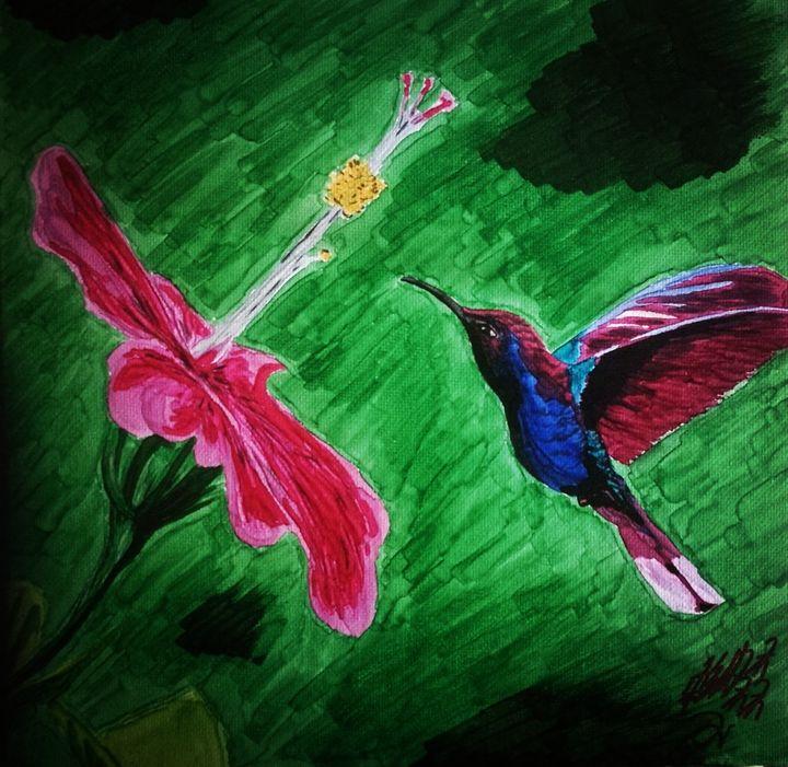 Le colibri - Jonathan