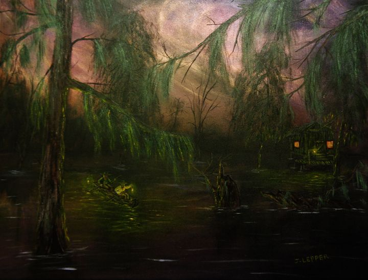 Swamp La Vie: Scouting in Twilight - Jack Lepper