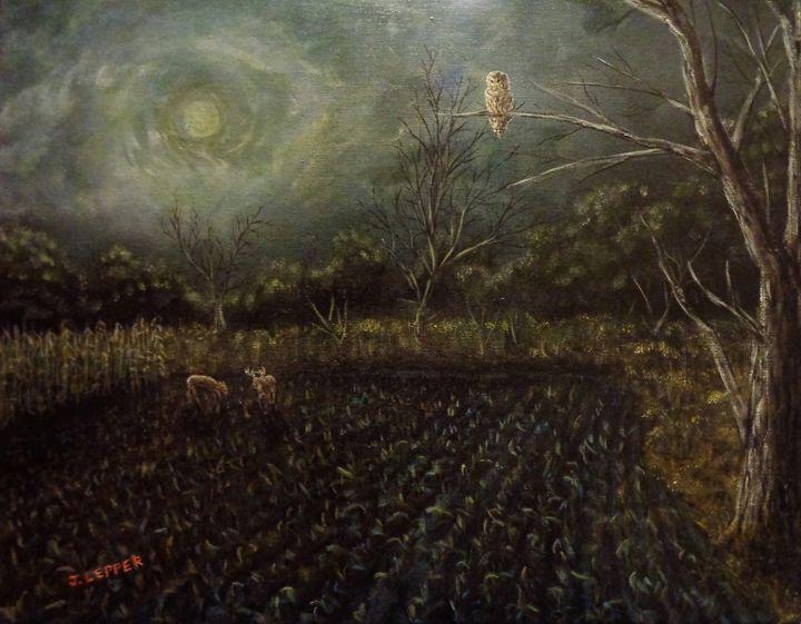 Guardian of Night - Jack Lepper