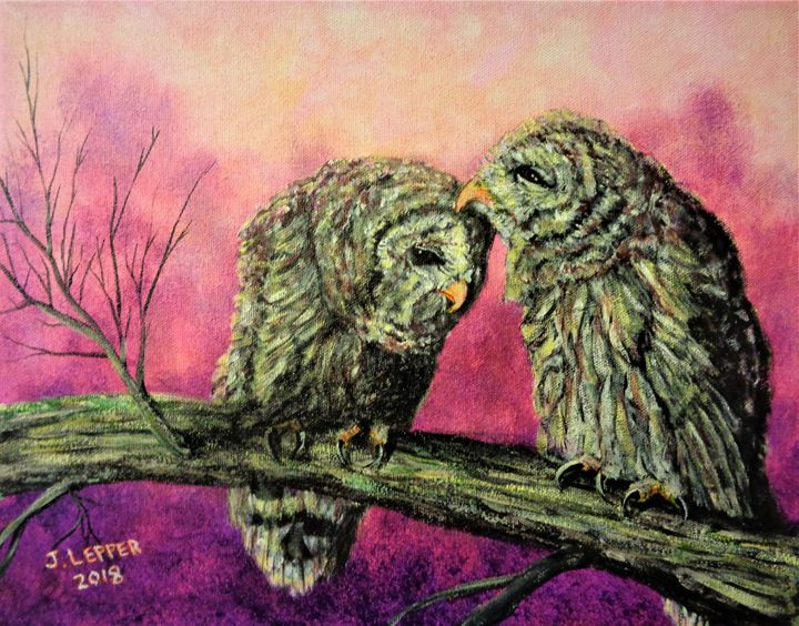 Love's A Real Hoot - Jack Lepper