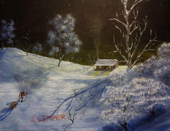 Frozen Serenity - Jack Lepper