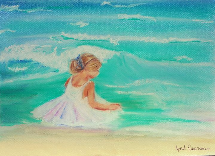 Summer Breeze - April's Fine Arts Studio